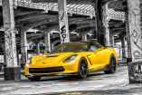 Hennessey Europe: Rüffer Performance Corvette C7 Stingray HPE700