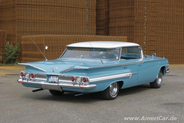alte liebe rostet nicht 1960 chevrolet impala nach 45. Black Bedroom Furniture Sets. Home Design Ideas