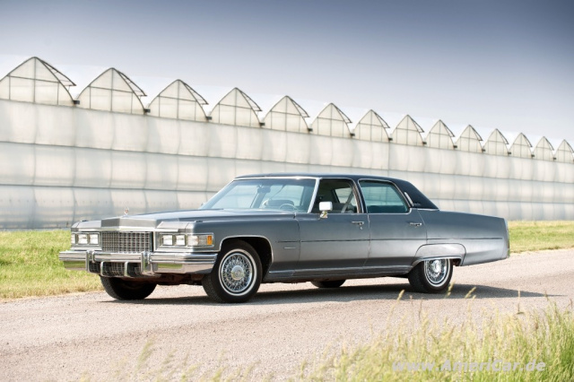 big sixty special: 1976 cadillac fleetwood sixty special brougham