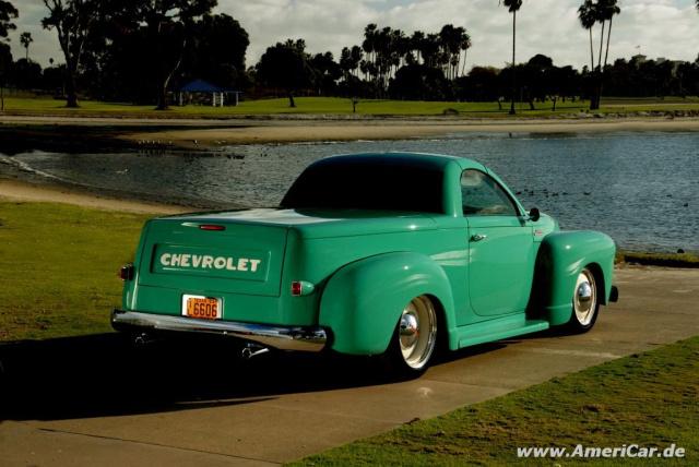 on Chevrolet Advance Design