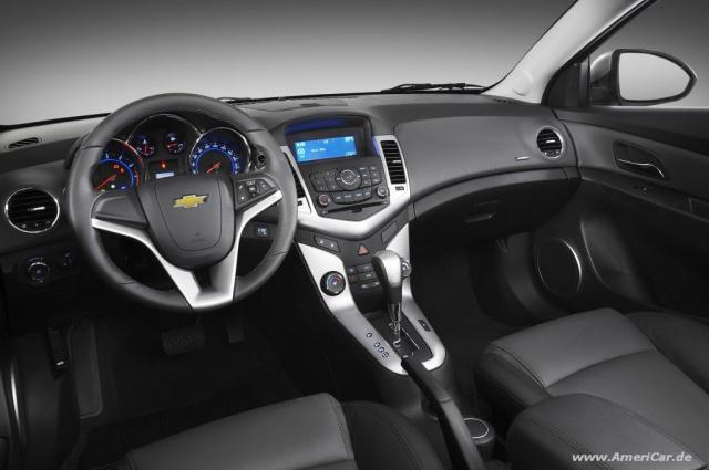 Chevrolet Cruze - Markteinführung Mai 2009 ab 15.000 €: Neue Chevy ...