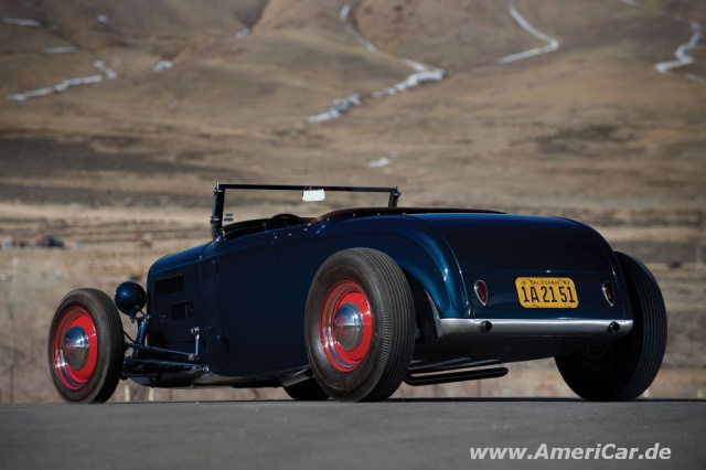 ehrw rdiger hot rod 1932er ford roadster amerikanischer rod mit geschichte jim khougaz lakes. Black Bedroom Furniture Sets. Home Design Ideas