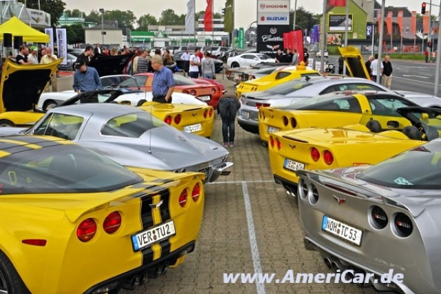 corvette driving day part ii m nchengladbach saisonabschluss am autosalon am park. Black Bedroom Furniture Sets. Home Design Ideas
