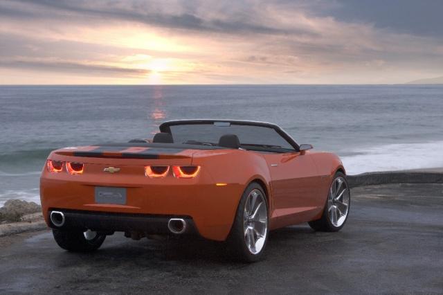 Das Neue Chevy Camaro Cabrio Kommt Ein Us Car F 252 R