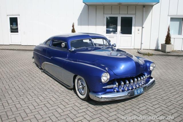 Der Tradition Verpflichtet 1950 Mercury Custom Bekanntes