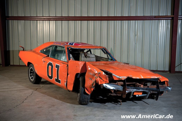 1969 Dodge Charger General Lee Classic Muscle Car For Sale: Movie Star: Dukes Of Hazzard-Charger: 1969 Dodge Charger
