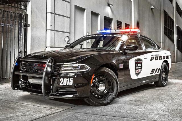 Neue Dodge Charger Pursuit für die Polizei in den USA ...